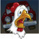 Fun Chicken Run app icon