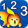 Counting 123 app icon