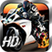 A Desert Outlaw Bike Race Police Chase : PD Nitro 3 HD app icon