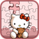 Jigsaw Mania Hello Kitty Edition App Icon