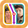 TicToc Pic: One Direction Edition of the Ultimate Photo Reflex Quiz Game iOS Icon