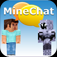 MineChat Mobile App Icon