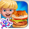 Burger Crazy Chef App Icon