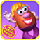Mrs Potato Head Create & Play iOS Icon