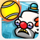 Clowns in the Face iOS Icon