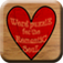 WORD PUZZLE for the ROMANTIC SOUL app icon