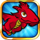 A Flying Dragon: Run Attack of Temple Monsters Free App Icon