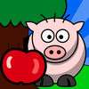 The Pig and the Apple Tree iOS Icon