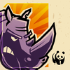 WWF Rhino Raid iOS Icon