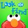 Look and Find Elmo on Sesame Street iOS Icon