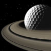 Putt the Planets iOS Icon