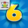 6 Numbers by Brainbow app icon