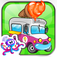 Ice Cream Truck: A Crazy Chef Adventure App Icon