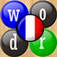 French Word Drop App Icon