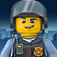 LEGO City Spotlight Robbery App Icon