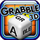 Grabble 3D Word Game FREE App Icon