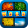 WordApp - 4 Pics 1 Word What's that word? app icon