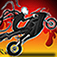 A Bike Race of Slender Man's Temple iOS Icon