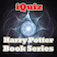 IQuiz for Harry Potter Books ( series book trivia ) app icon