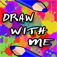 Draw With Me App Icon