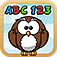 Owl and Pals Preschool Lessons App Icon