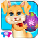 Easter Bunny Dress Up and Card Maker app icon
