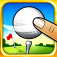 Flick Golf Free app icon