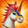 Horse Racing Winner 3D PLUS:Unicorn and Dragon app icon