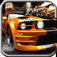 A Real 3D Turbo Racing iOS Icon