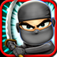 A Ninja Smasher Run in a Spider Temple app icon