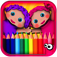 Preschool EduPaint iOS Icon