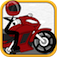 A Stickman Bike Race: Chase the Doodle Free iOS Icon