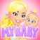 Dress Up My Baby app icon
