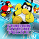 Extreme Penguin Puzzle Games app icon