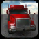 3D Truck Parking iOS Icon
