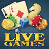 LiveGames Entertainment iOS Icon