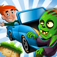 A Zombie Road Climb: Temple Car Racing Free app icon