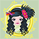 Hair Salon For Girls App Icon