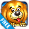Awesome Puppy-pet dress up game FREE app icon