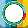 Circulets: the game for families friends and parties iOS Icon