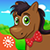 My Pony – Dress Up & Feed Ponies Game iOS Icon
