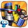 Robot Gangster Rampage App Icon