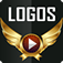 Guess the Logos (World Brands and Logo Trivia Quiz Game) app icon