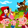 Fairy Tale Puzzles iOS Icon
