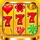Classic Free Casino 777 Slot Machine Games with Bonus for Fun : Win Big Jackpot Daily Rewards iOS Icon