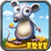 Catch the Mouse: A Free Tap Strategy Board Game for Smart Kids iOS Icon