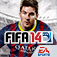 FIFA 14 by EA SPORTS app icon