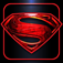 Man of Steel App Icon