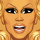 RuPaul's Drag Race: Dragopolis app icon