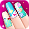 Nail Art Salon App Icon